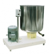 High-speed mixing cylinder