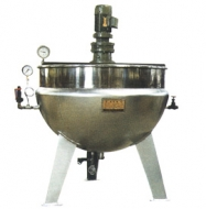 Spherical laminated ingredients pot
