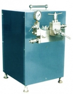 High-pressure homogenizer