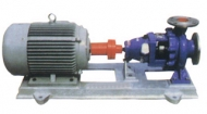 H-1 single-stage single-suction centrifugal chemical pump