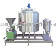 Mixed emulsion filtration system grinding GTJ