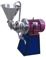 Colloid Mill - Horizontal Machine Type