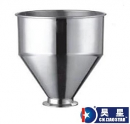 Colloid stainless steel hopper - colloid Accessories