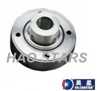 Flush cooling mechanical seal