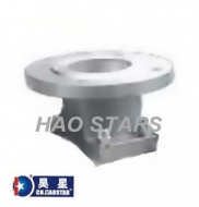 Export shorted flange