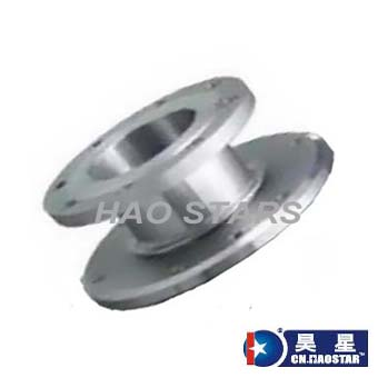 Inlet flange assembly