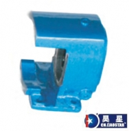 Rotor pump - colloid pump accessories - pump body