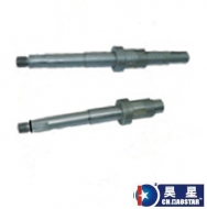 Colloid pump - pump rotor shaft accessories